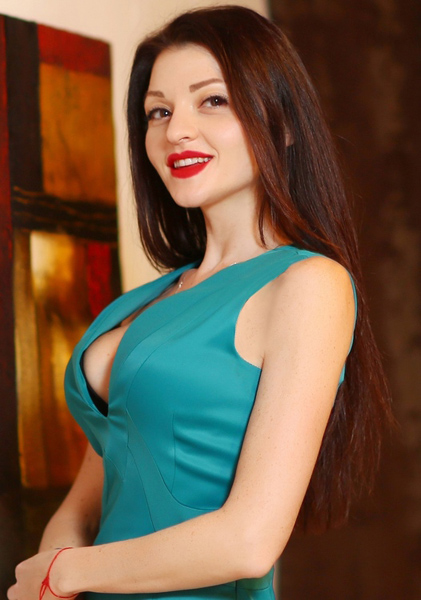 dreamy Ukrainian fiancee from city Dnepropetrovsk Ukraine