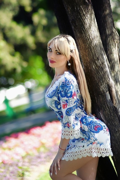 easy Ukrainian lady from city Kharkiv Ukraine