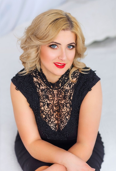 elegant Ukrainian female from city Nikolayev Ukraine
