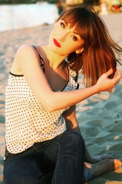 excellent Ukrainian best girl from city Kyiv Ukraine