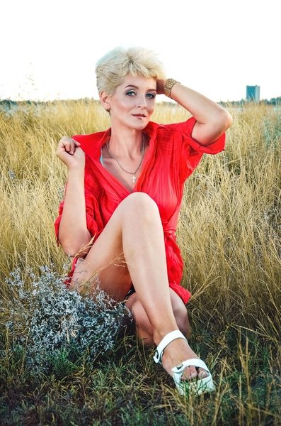 exciting Ukrainian femininity from city Zaporozhye Ukraine