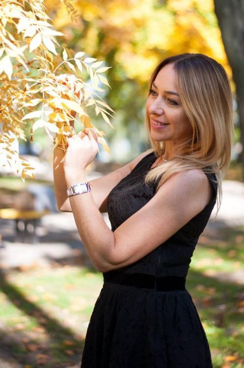 Oksana find a latina bride