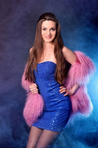friendly Ukrainian fiancee from Bogodukhov Ukraine