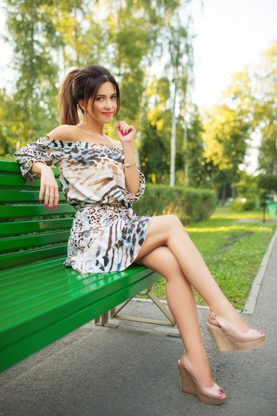 goodly Russian best girl from city Sverdlovsk Russia