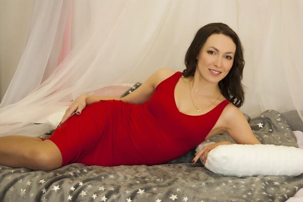 happy Ukrainian female from city Poltava Ukraine