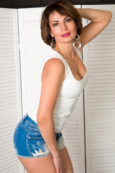 honest Ukrainian female from city Kharkov Ukraine