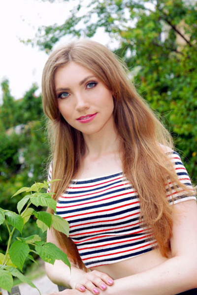 intelligent Ukrainian female from city Lugansk Ukraine