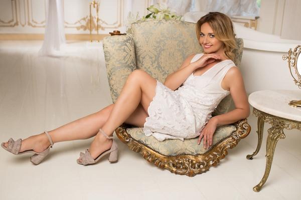 kind Ukrainian girl from city Kiev Ukraine