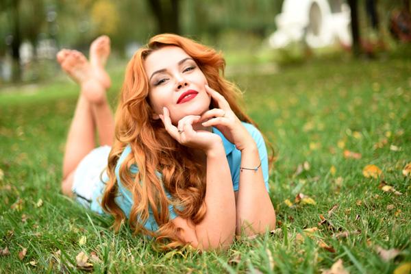 solar Ukrainian  marriageable girl from city Mariupol Ukraine