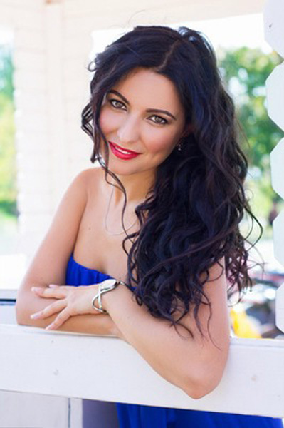 lovely Maryna Ukrainian fiancee from city Boryspil Ukraine