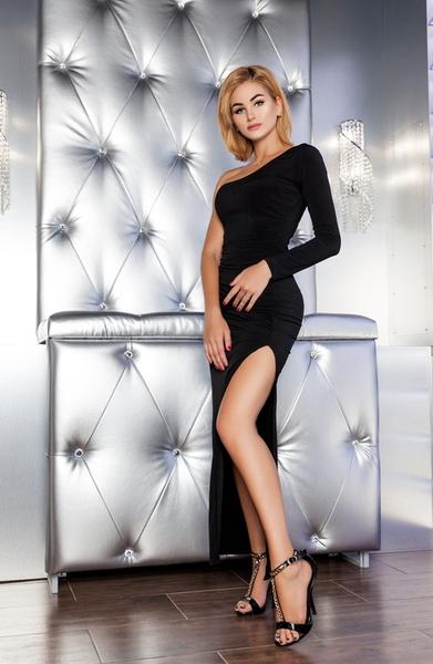 modern Ukrainian girl from city Dimitrov Ukrain