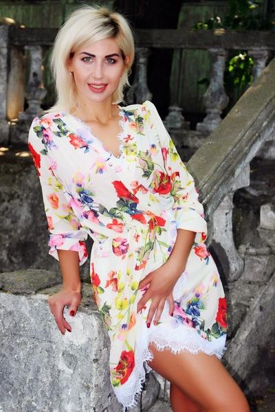 modern Ukrainian female from city Nikolaev Ukraine