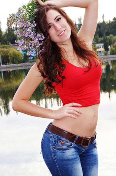 nice Sandra Ukrainian woman from city Nikolaev Ukraine