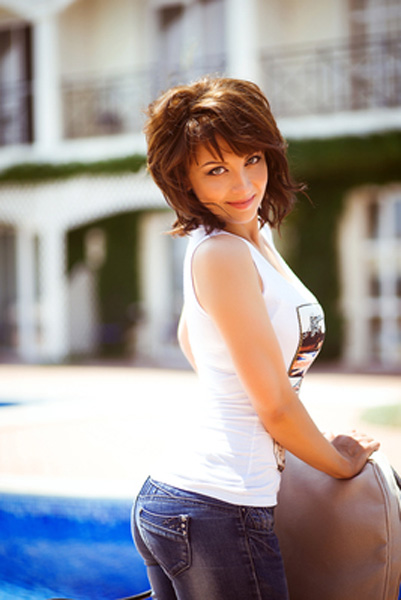 pleasant Mariya Ukrainian lady from city Mariupol Ukraine