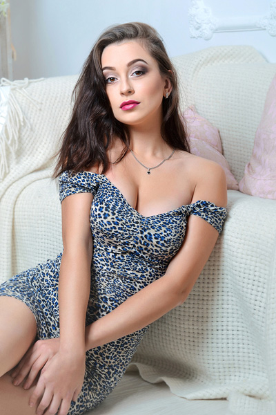 pretty Ukrainian marriageable girl from city Krivoy Rog Ukraine