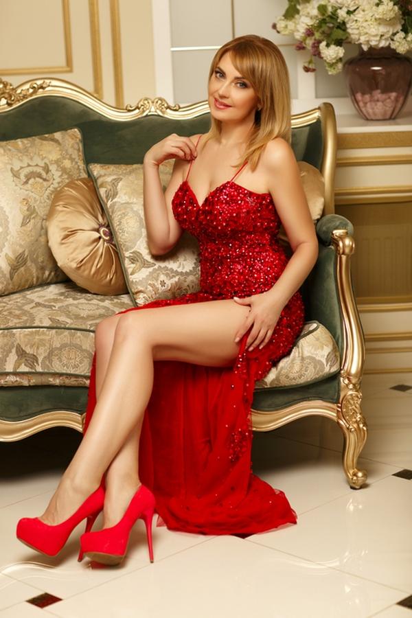 responsible Ukrainian marriageable girl from city Kiev Ukraine