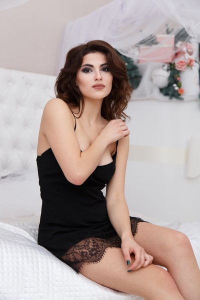 straightforward Ukrainian fiancee from city Kharkov Ukraine