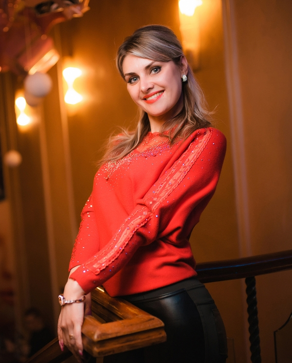 sumptuous Ukrainian female from city Dnipro Ukraine