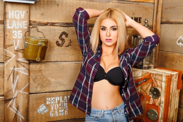 unexcelled Ukrainian woman from city Brovary Ukraine