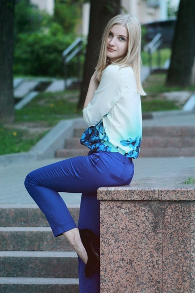 unforgettable Ukrainian best girl from city Kharkov Ukraine