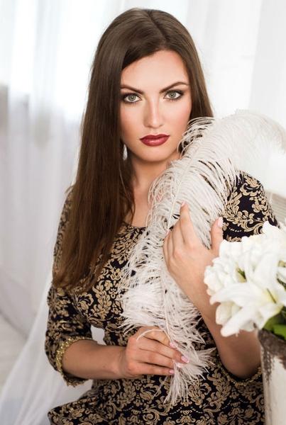 vigorous Ukrainian female from city Kiev Ukraine
