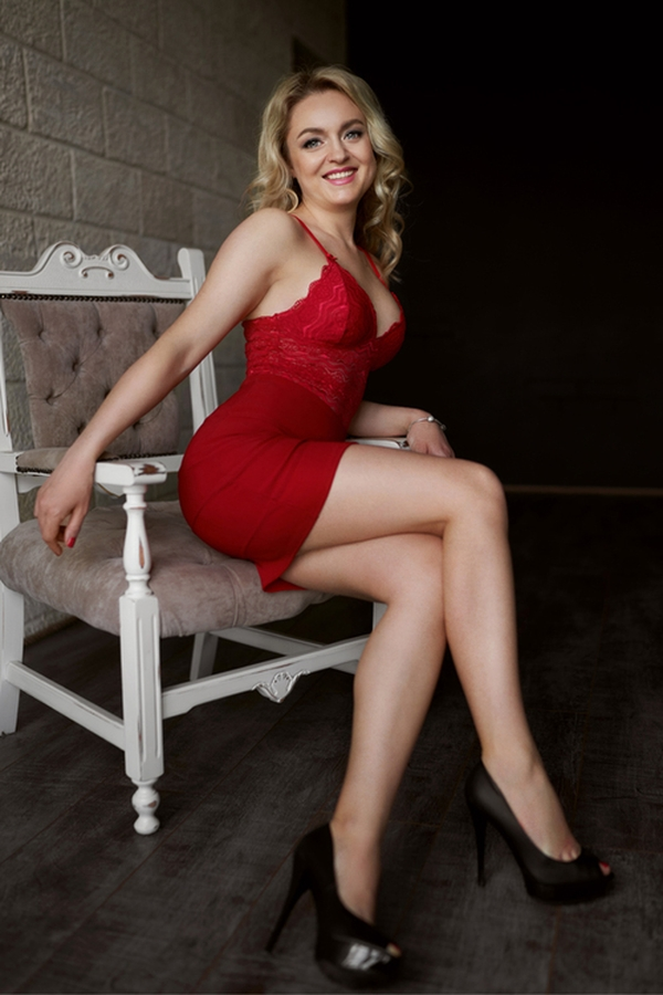 vigorous Ukrainian best girl from city Nikolaev Ukraine
