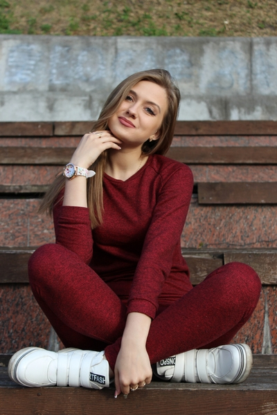 wonderful Ukrainian woman from city Kiev Ukraine