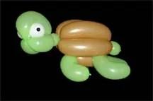 balloon turtle