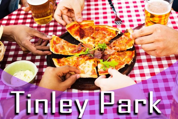 Pizza Birthday Party Tinley Park