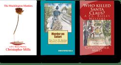 murder mystery books