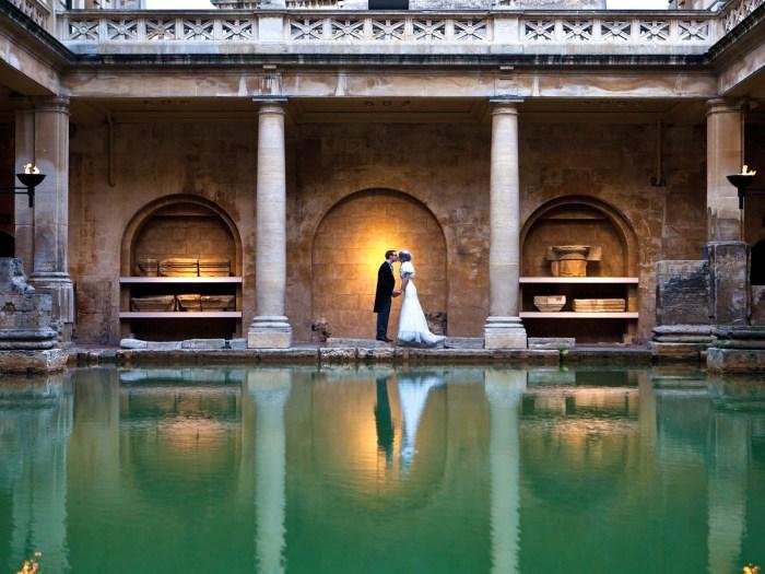 Bath Spa Wedding