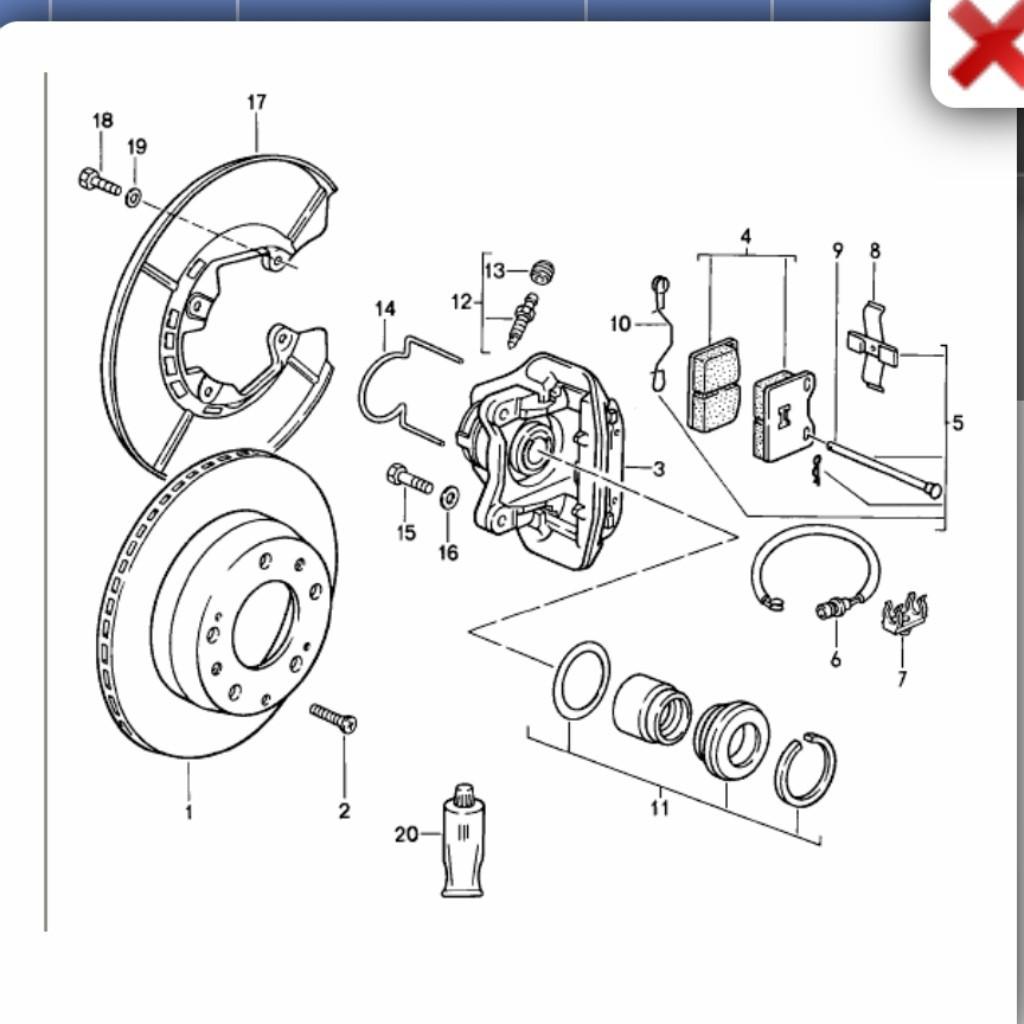 Find Porsche 944 Body Panels