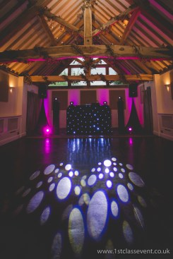 wethal manor wedding DJ
