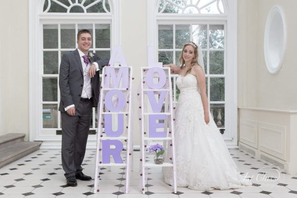 Hunton Park Hotel Wedding