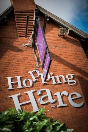 hopping hare northampton wedding