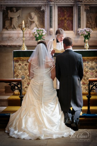 Titchmarsh Church Wedding Photographer