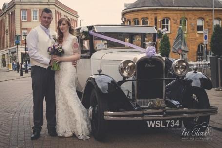 Guildhall Northampton Wedding www.1stclasswedding.co.uk