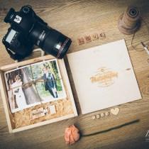 USB wedding Photo box