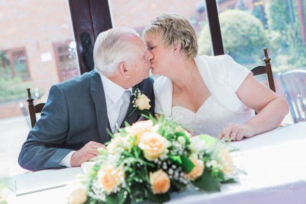 Wyndham Garden Hotel Wedding Photographer