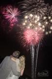 Grendon Lakes Wedding Fireworks