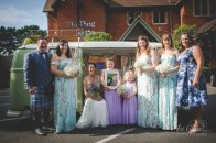 hopping hare Northampton wedding photographer