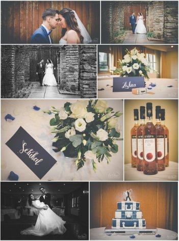 billesley manor wedding photographer