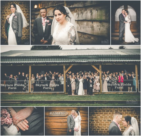 skylark farm wedding photographer