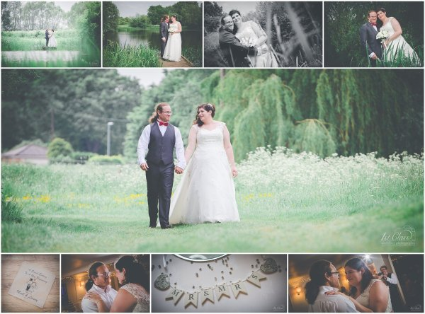 bridge hotel Thrapston wedding photographer