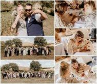 newton park farm wedding photographer