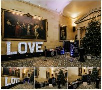 Woburn sculpture gallery Photobooth hire