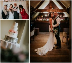 Dodmoor House wedding photographer recommended