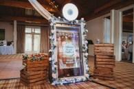 Rustic Magic Mirror Hire