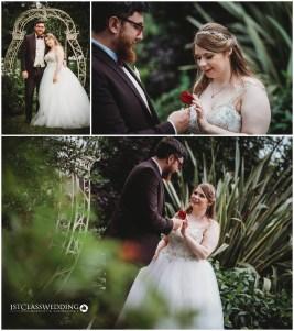 Warwick House wedding Photograper