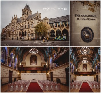 Guildhall Northampton Wedding Photographer
